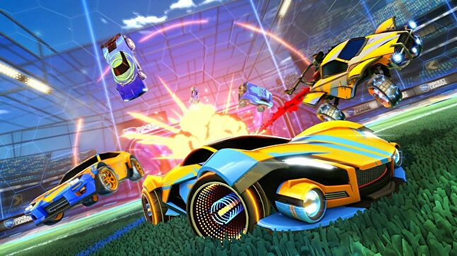 Rocket League is just one of many games that has pushed for cross-platform play between Xbox and PlayStation