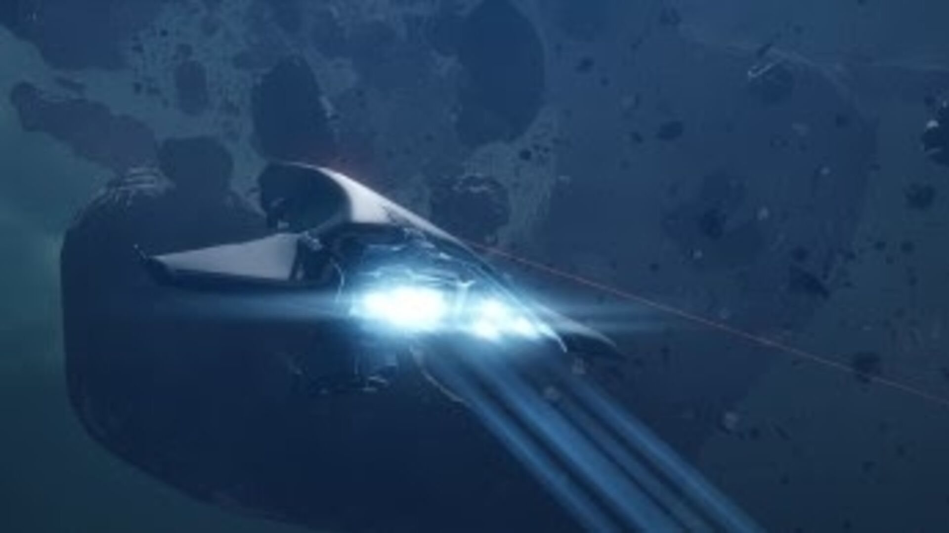 The next expansion for Eve Online is Into the Abyss