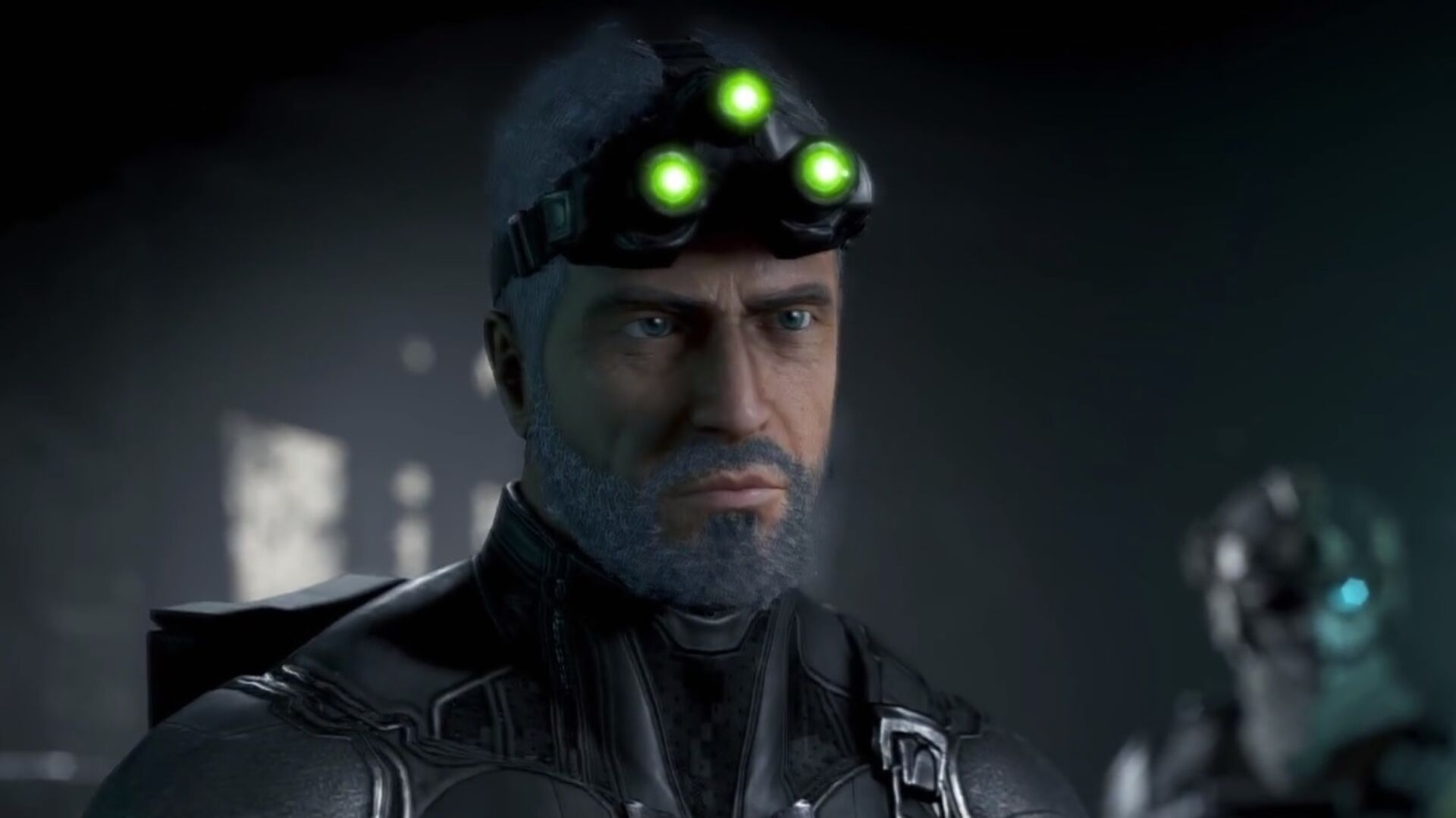 Does Sam Fisher's cameo in Ghost Recon Wildlands lead into a new