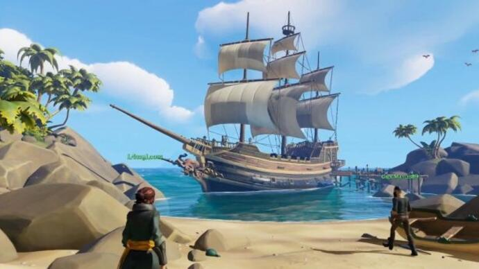 Rare outlines next few months of content updates for Sea of Thieves