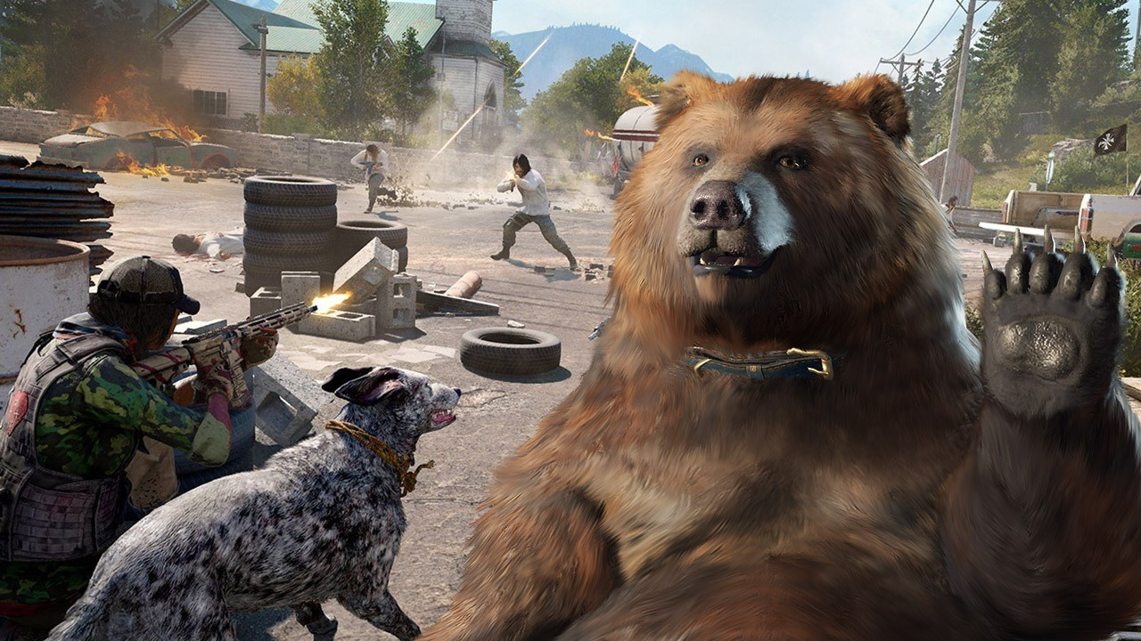 Far Cry 5 Patch Archives