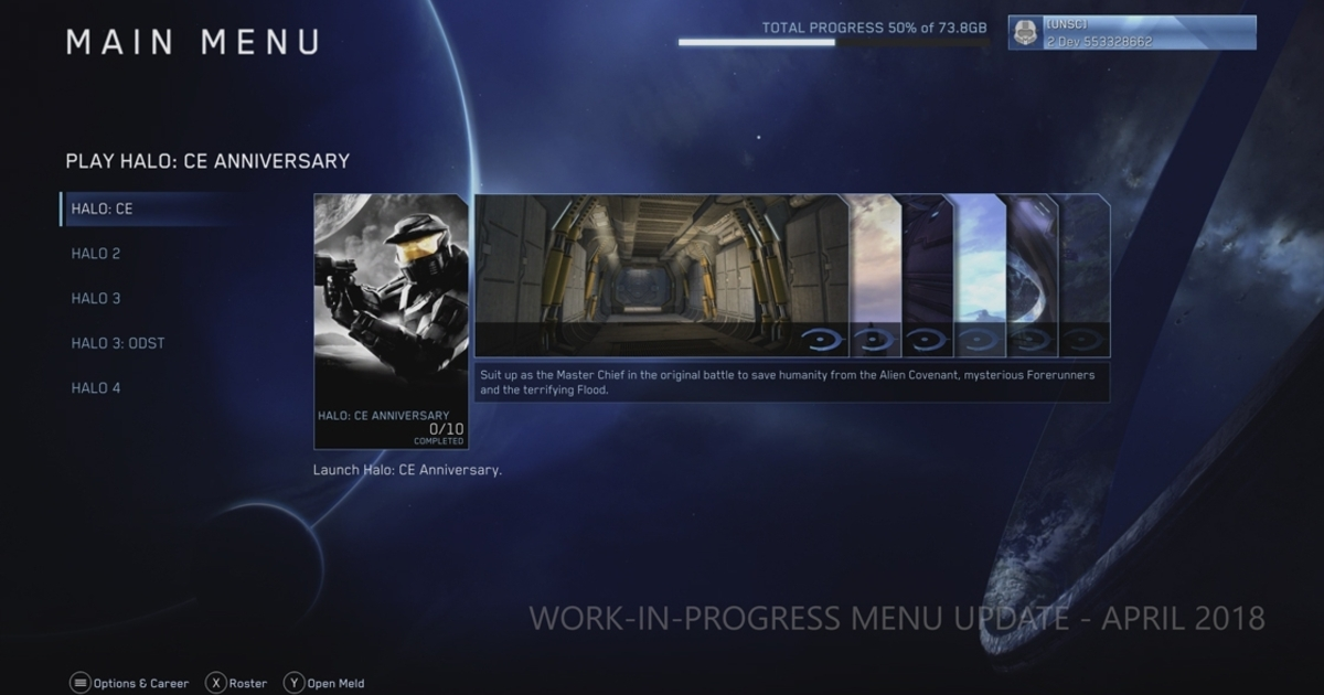 Halo matchmaking update 13