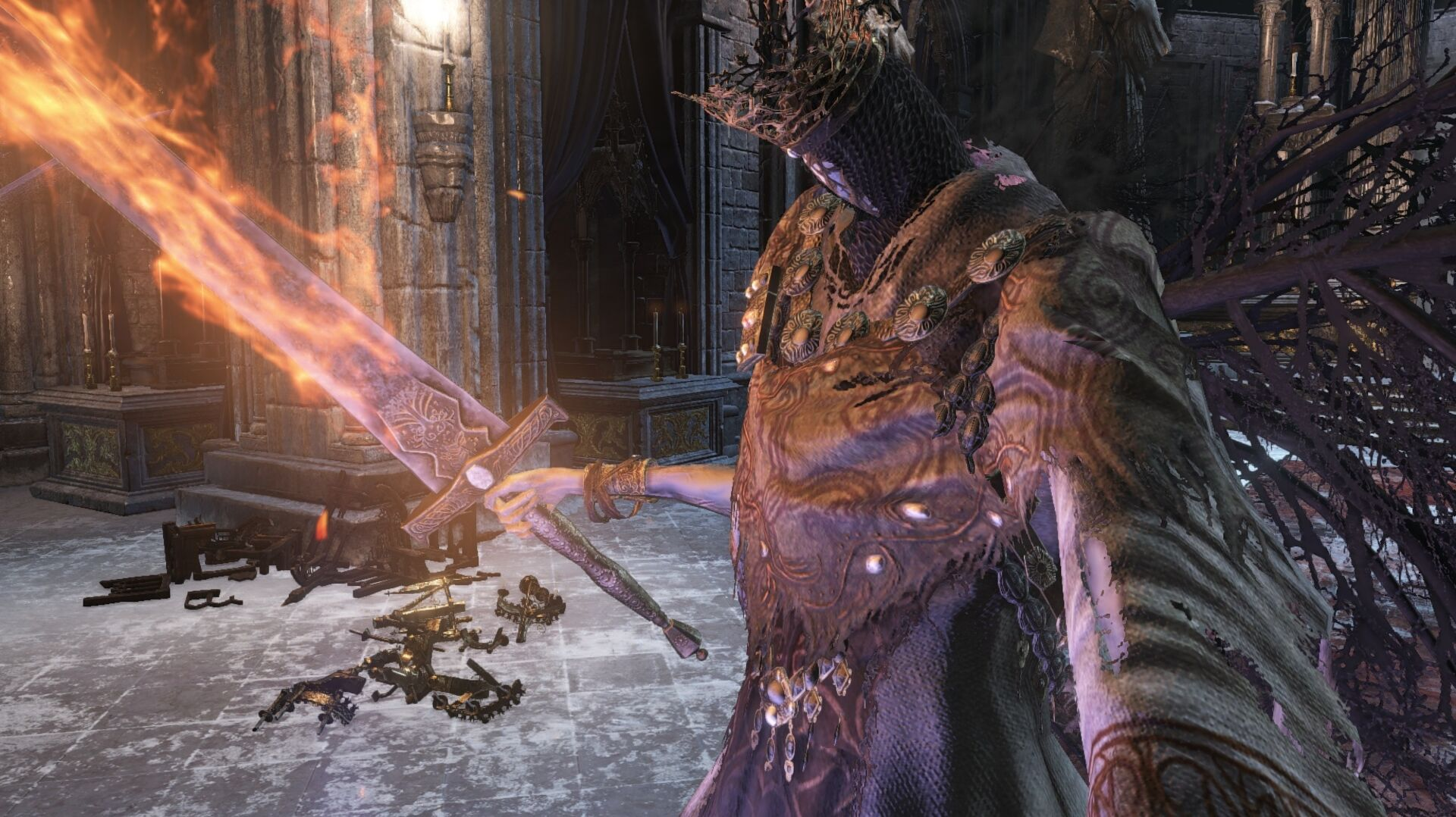 Fans Are Finding Clues Pointing To A Very Different Earlier Version Of Dark Souls 3 Eurogamer Net