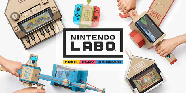 Labo is a deep piece of kit, but it'll take some explaining