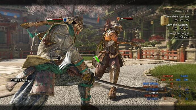 For Honor gets a big new update and an impressive trainingmode