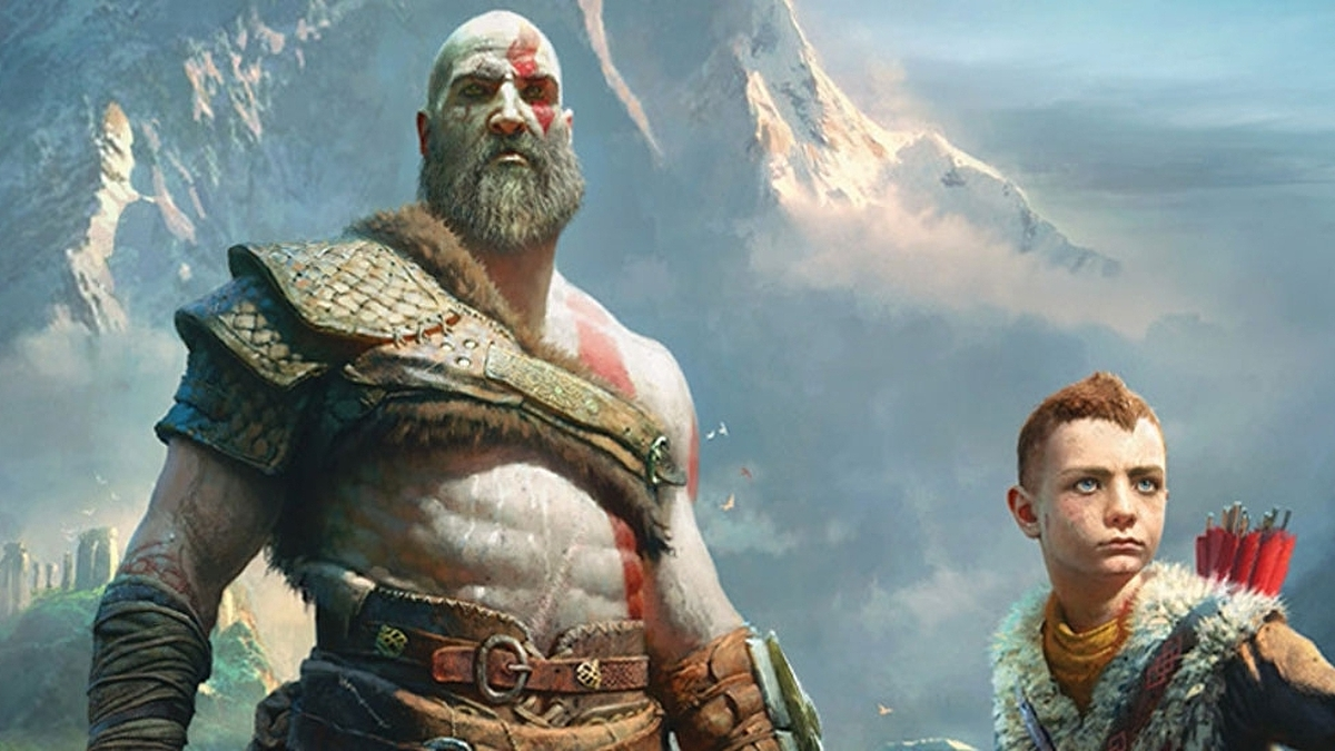 God of War - Witch's Cave puzzle solutions explained, Lake of Nine