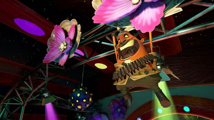 Double Fine's Psychonauts VR spin-off Rhombus of Ruin launches onPC