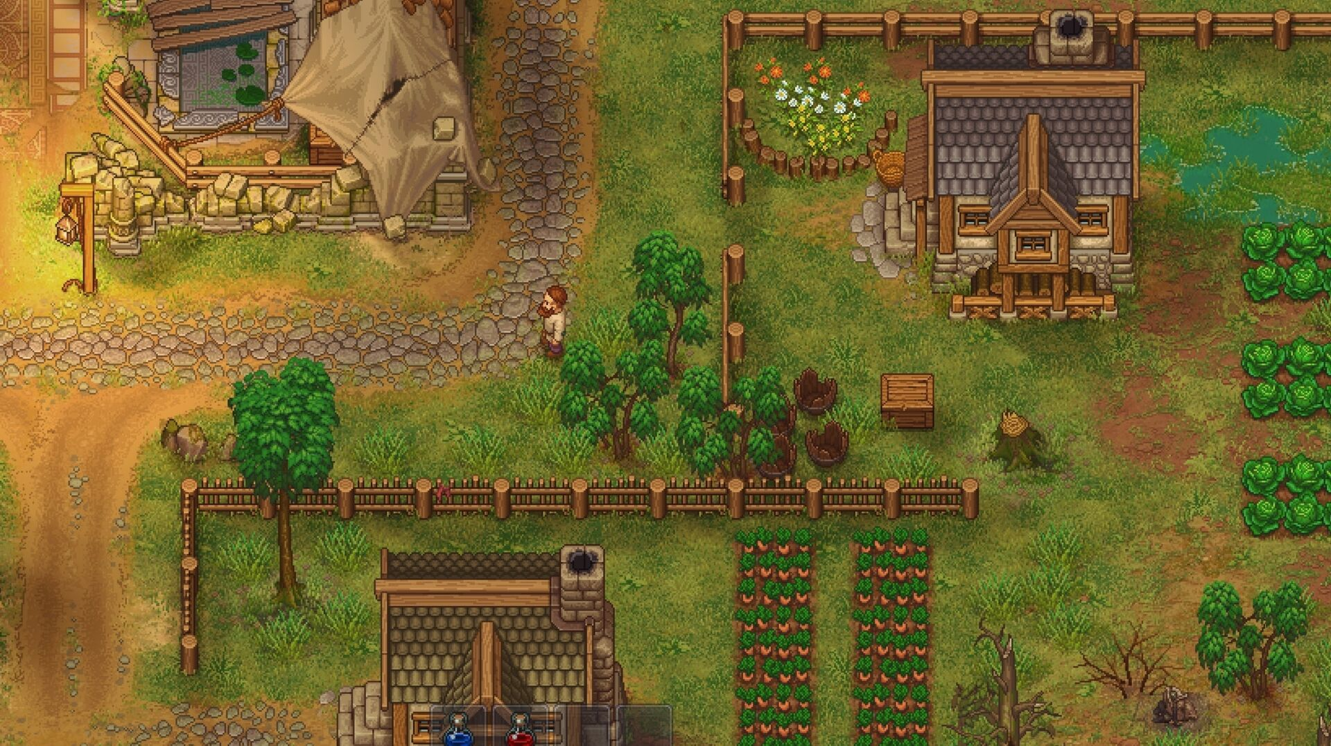 Graveyard Keeper looks like Stardew Valley, but with