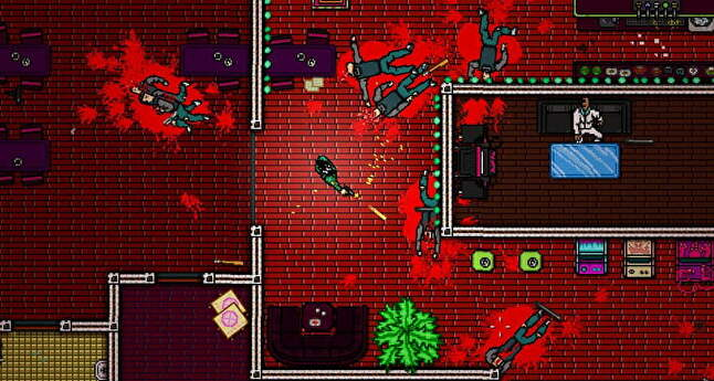 The two developers behind Hotline Miami were each hospitalised for mental health and stress issues during the series' development