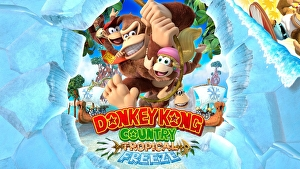 Due nuovi trailer di Donkey Kong Country: Tropical Freeze in