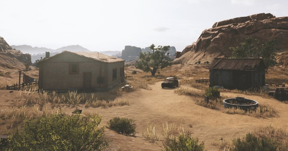 Playerunknown S Battlegrounds Maps Loot Maps Pictures: PUBG's Desert Map Miramar Is Playable On Xbox One This