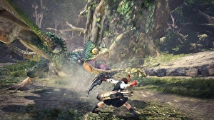 Monster Hunter World: il secondo evento a tema Street Fighte