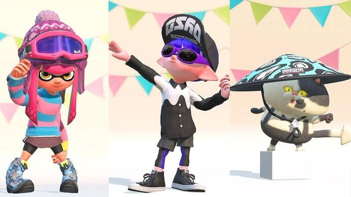 Camp Triggerfish returns tomorrow in Splatoon 2's massive new 3.0 update