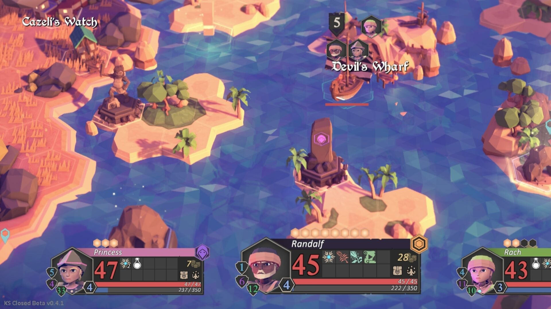 For the King review - a roguelike RPG that is as brutal as