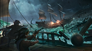 Sea of Thieves è l