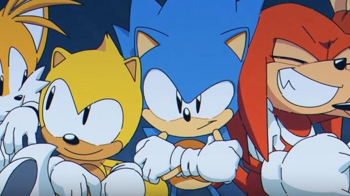 Sonic Mania Plus now has a releasedate