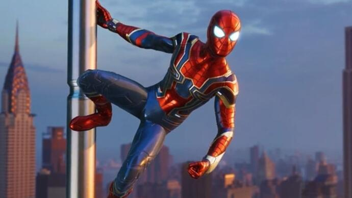 Spider-Man: un trailer ci mostra il costume Iron Spider
