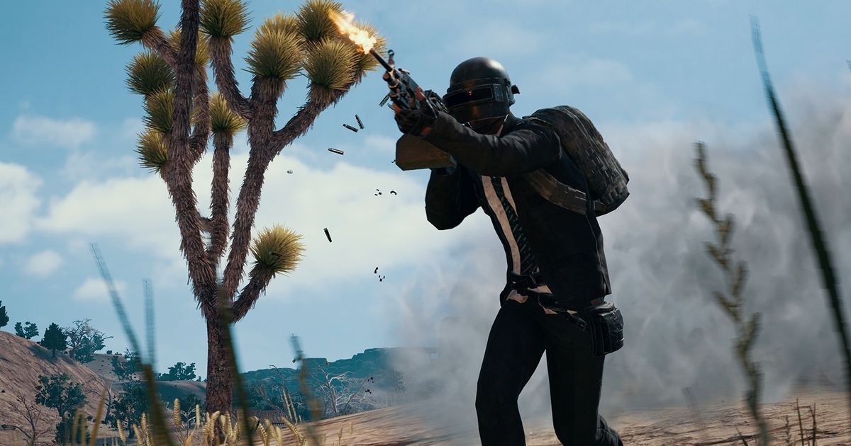 PUBG's Latest Update Brings Map Selection, Miramar