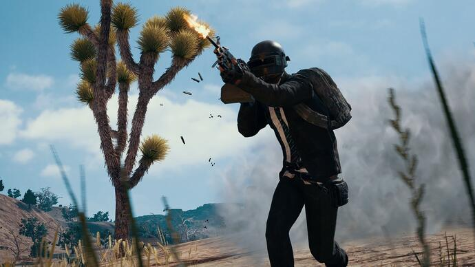 Playerunknown's Battlegrounds • Eurogamer.net
