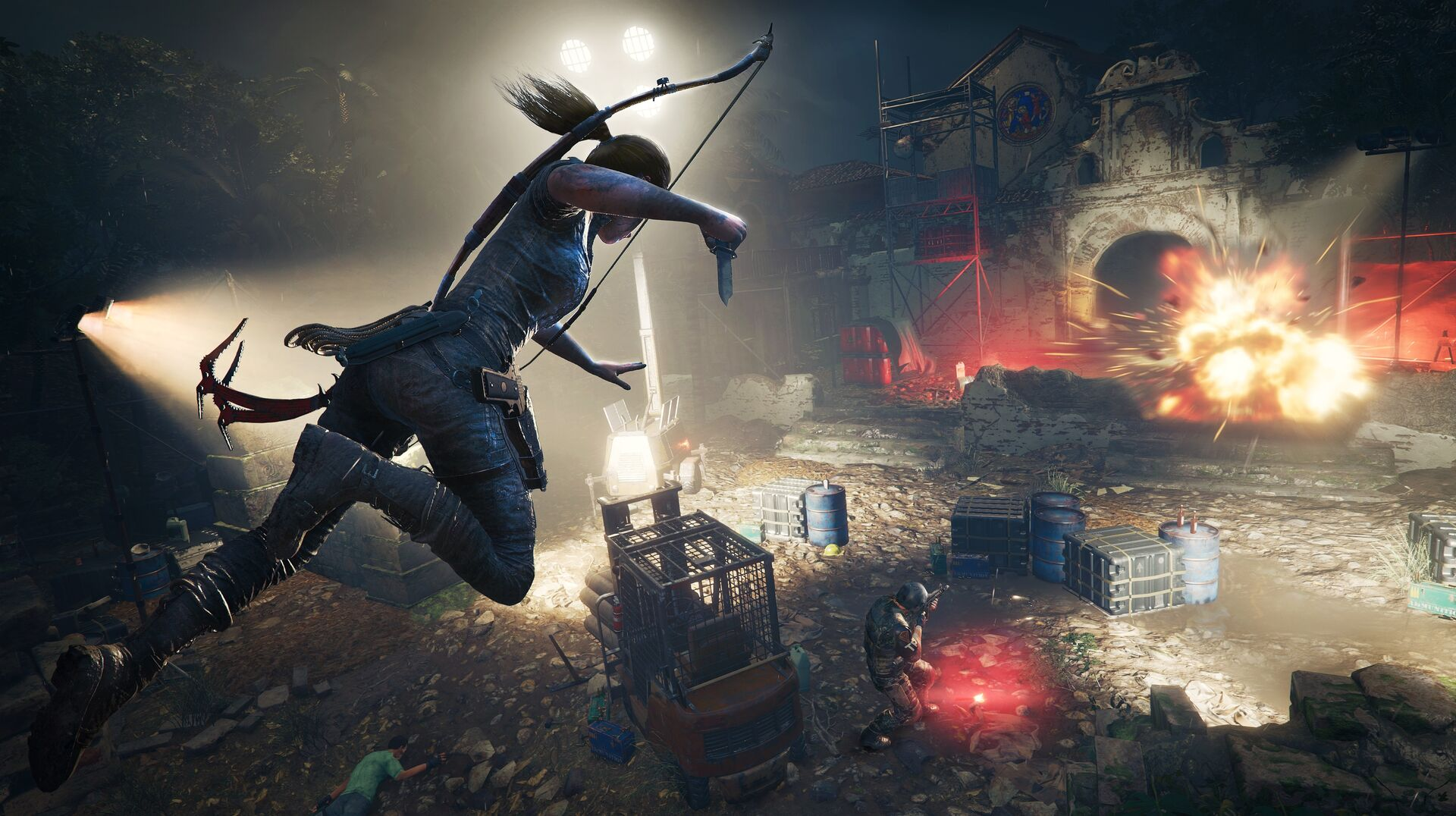 The good, bad and ugly of 45 minutes with Shadow of the Tomb Raider