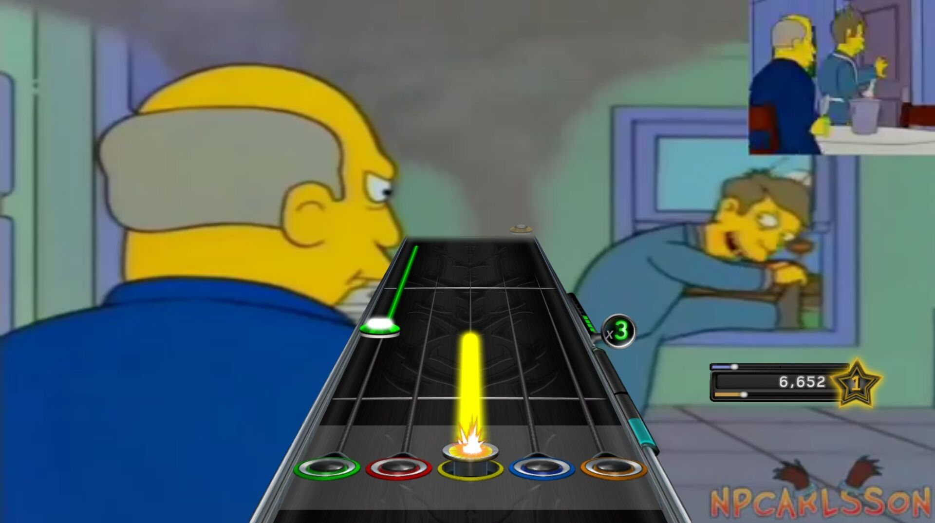 The spirit of Guitar Hero lives on in a bizarre community