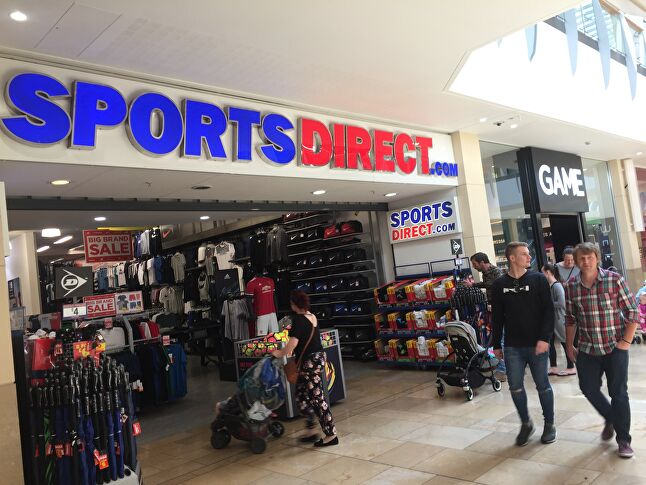 GAME and Sports Direct, another tie-up that might define games retail's future