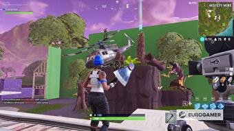 Fortnite Map Update En Secrets Dusty Divot Risky Reels