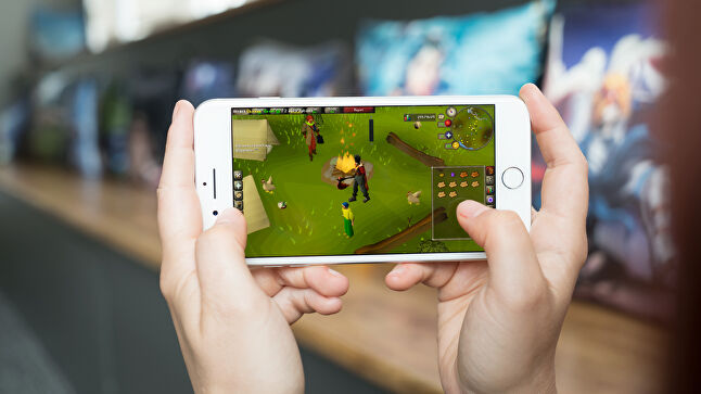 Old-School RuneScape may come to mobile first before the main game