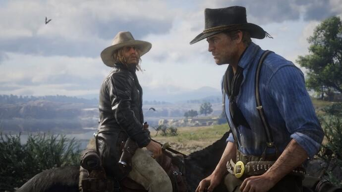 Here's the new trailer for Red Dead Redemption 2