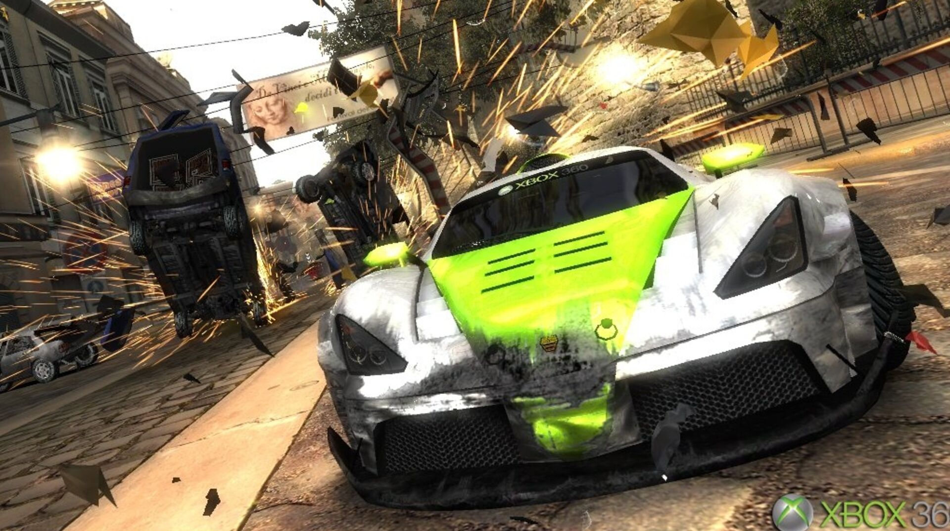 Burnout Revenge is now backward compatible on Xbox One