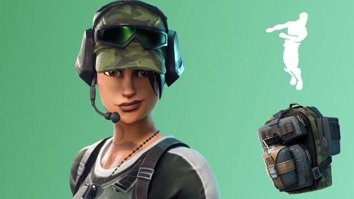 Twitch Prime members get another set of exclusive Fortnitegoodies