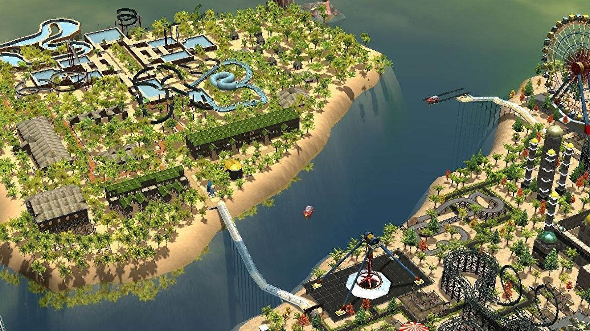 RollerCoaster Tycoon 3 pulled from Steam, GOG • Eurogamer net