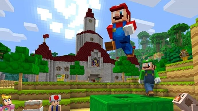 Minecraft's cross-play Bedrock Update finally comes to Switch nextmonth