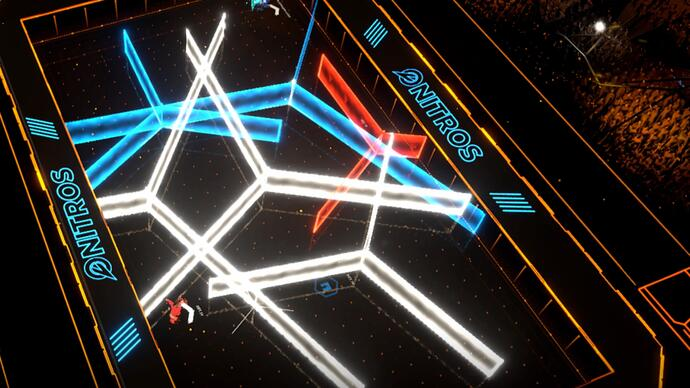 Laser League review - an instant modern-day multiplayerclassic