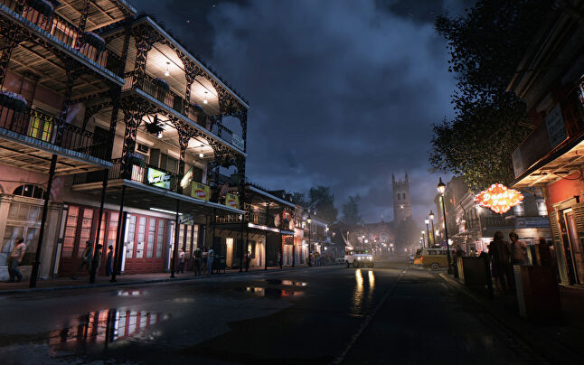 Mafia III dealt with serious subject matter due to its New Orleans setting in the 1960s