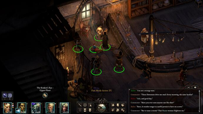 Pillars of Eternity 2: Deadfire Review - eine goldene Dublone eines RPG im test