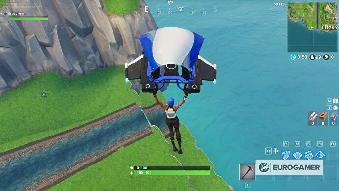 Fortnite Rubber Duckies Locations Where To Find All