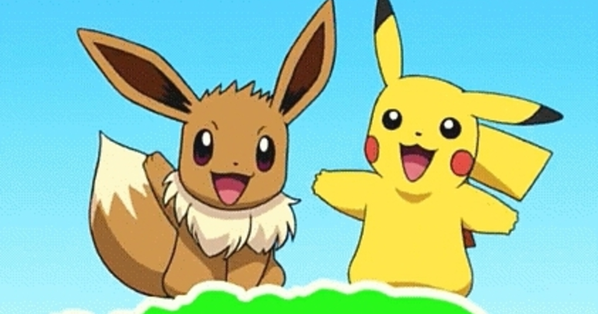 Leaks Suggest Nintendos Switch Pokemon RPG Set In Kanto Starring Pikachu And Eevee O Eurogamer