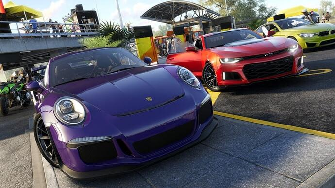 The Crew 2 is having a closed beta later this month