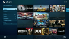 Some screenshot of the UI taken from the Apple TV version of the app - it's basically identical on Android.
