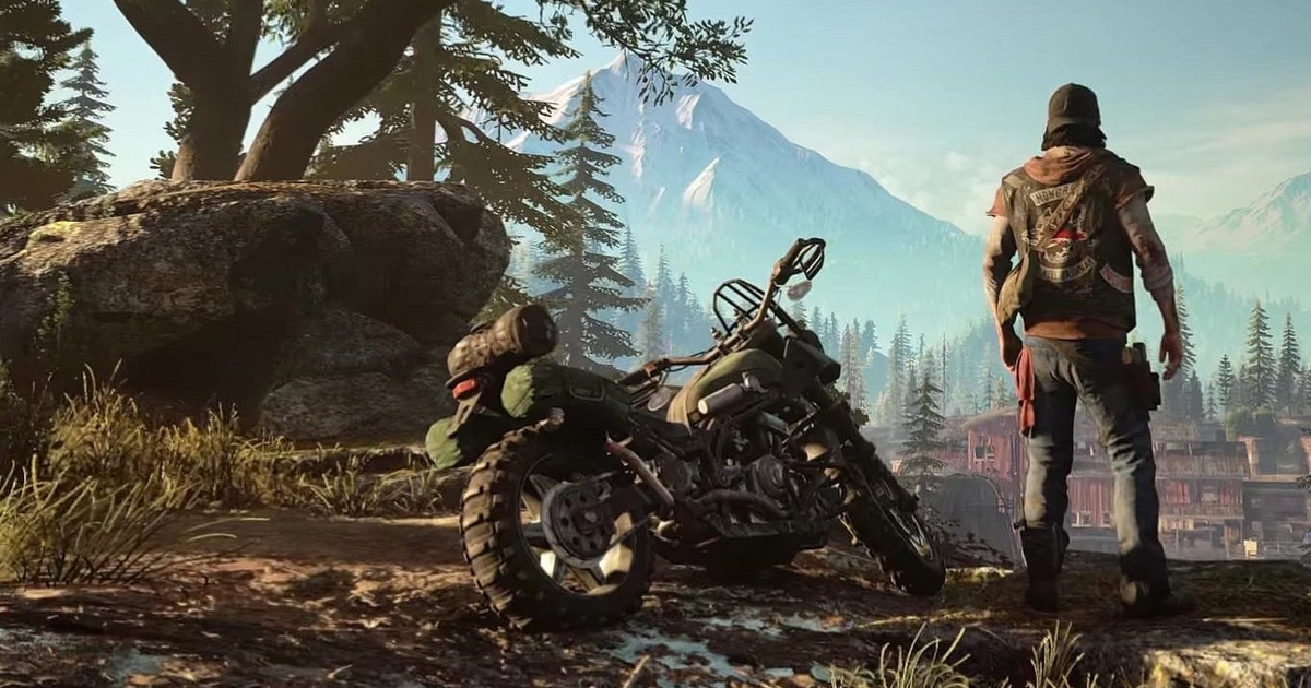 days gone s e3 demo shows scant signs of life eurogamer