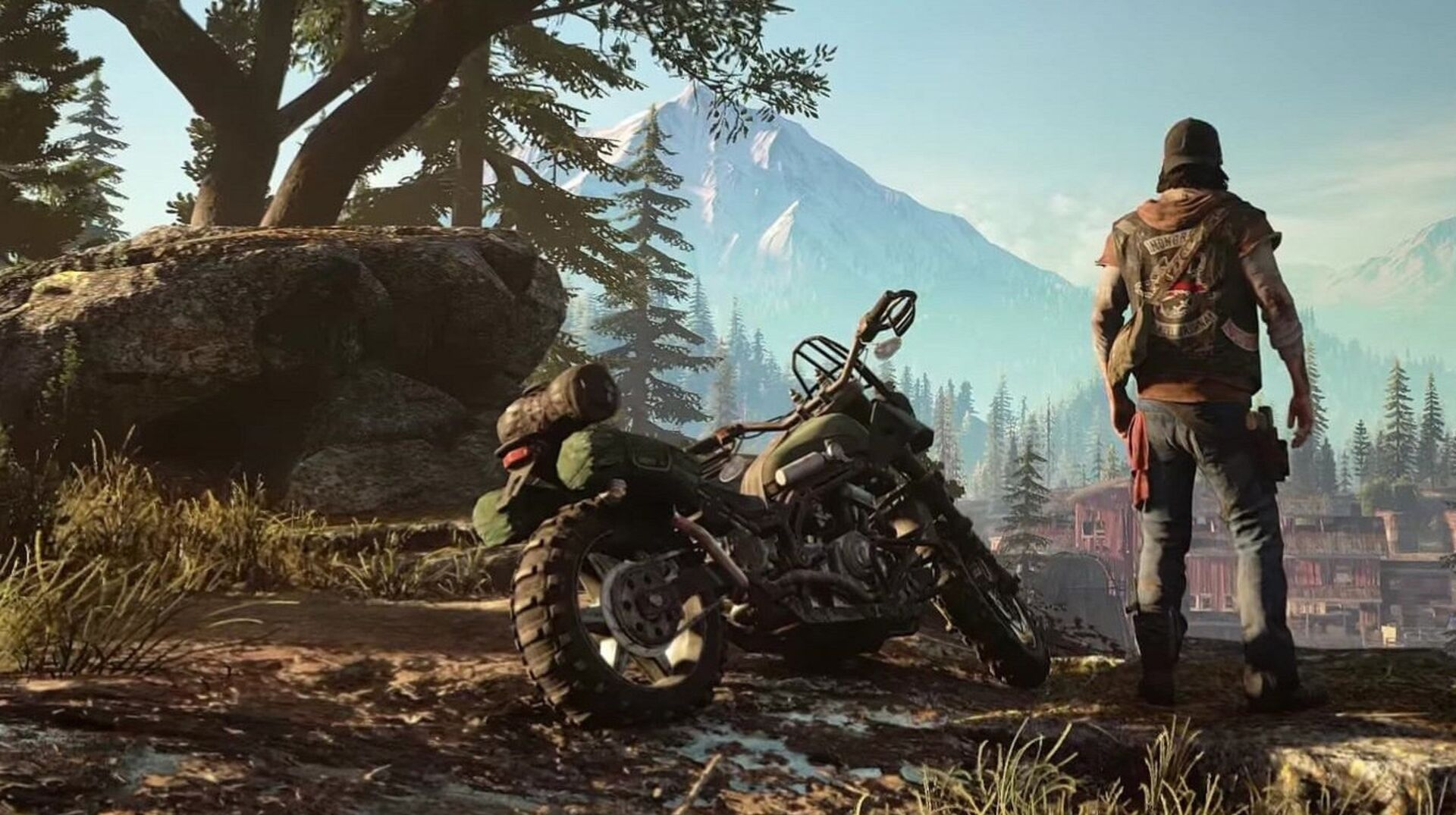 Days Gone's E3 demo shows scant signs of life • Eurogamer net