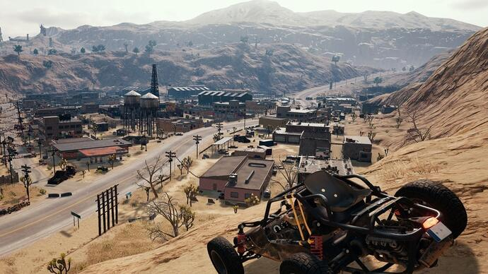 PUBG begins final round of Xbox One Miramar public testing, prior to launch next week