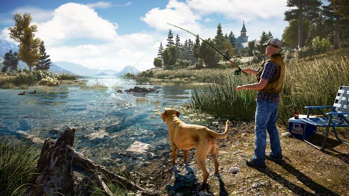Far Cry 5 first week sales hit $310m