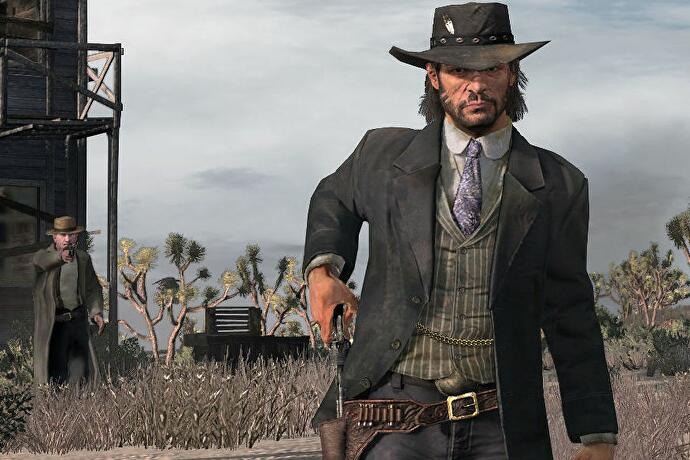 Red Dead Redemption - Wikipedia