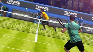 Tennis World Tour è finalmente disponibile oggi su PS4