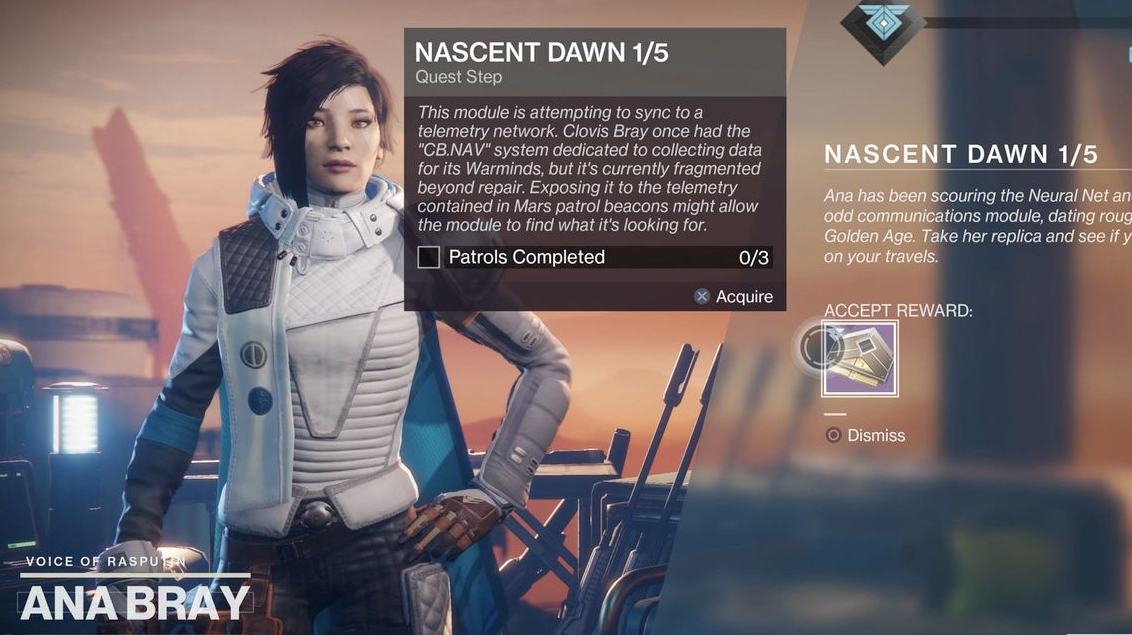 4a9f6331f5664 Destiny 2 Nascent Dawn quest  5 5 explained and how to unlock Polaris Lance  • Eurogamer.net