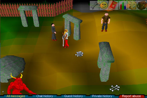 how to avoid macro detection oldschool runescape