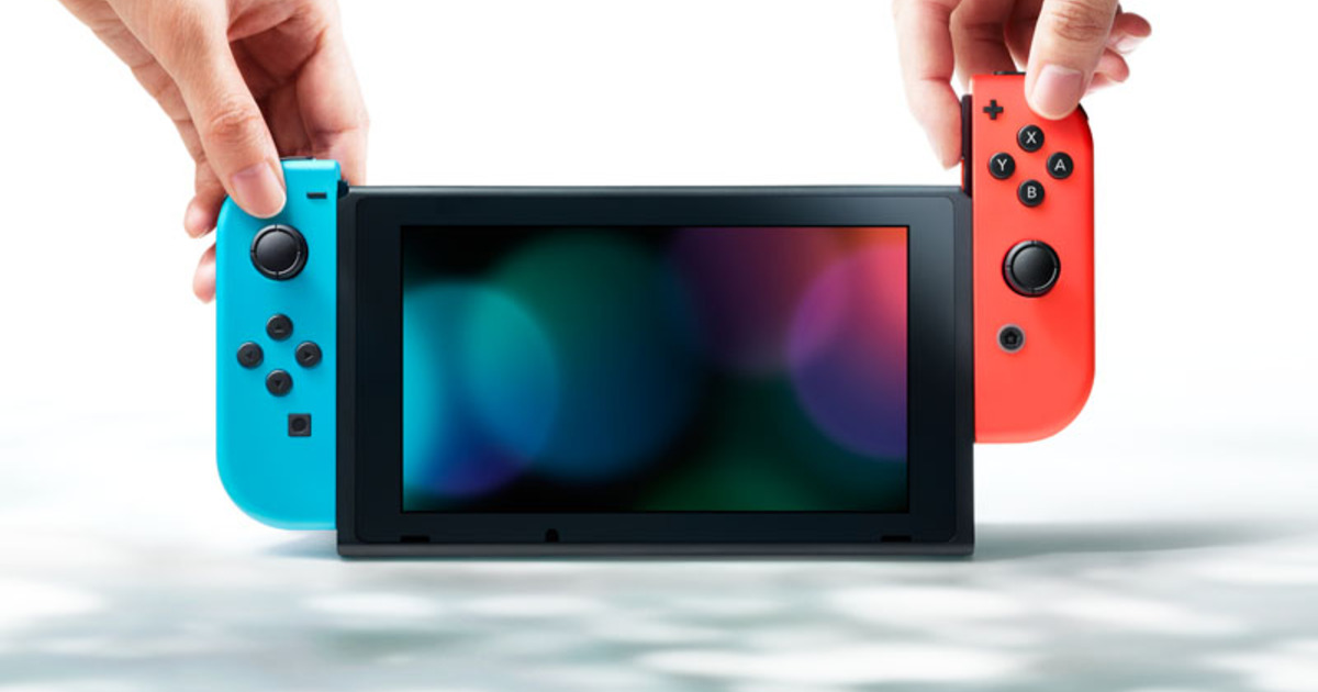 Nintendo Switch consoles for £240 and more in TheGameCollection's sale