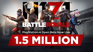 H1Z1 supera quota 1,5 milioni di giocatori su PS4